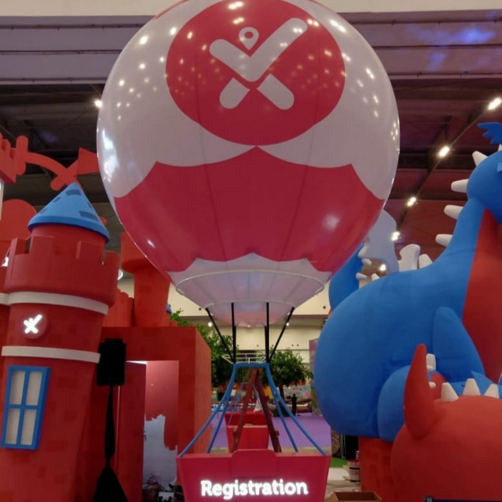 balon selfie murah